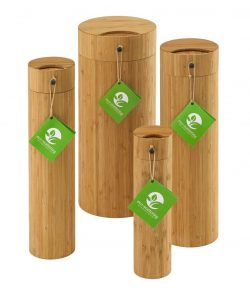 Bamboo Scatter Tubes