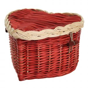 Heart Willow Ashes Casket