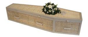 Bamboo Coffin