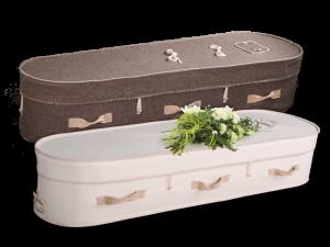 Woollen Coffins