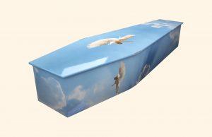 Angel Coffin