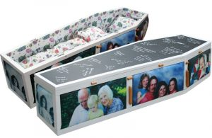 Personalised Picture Coffin